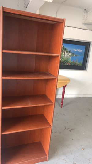 25x71 bookshelve for Sale in Allentown, PA