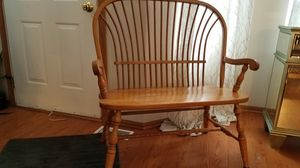 All Wood Entry Way Bench for Sale in Joliet, IL