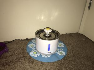 Cat water fountain for Sale in Beaverton, OR