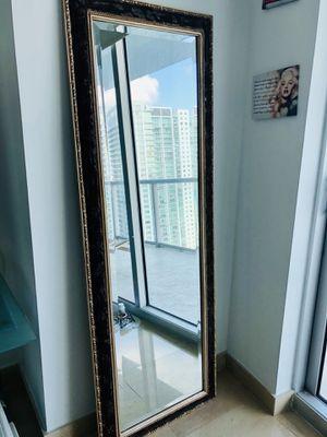 Full length bedroom mirror for Sale in Miami, FL