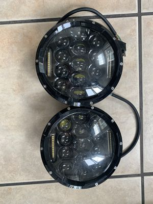 Jeep LED Headlights for Sale in San Diego, CA