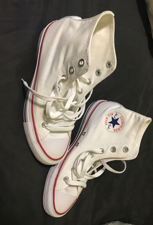high top converse for Sale in Baltimore, MD