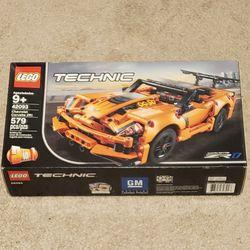 LEGO Technic Chevrolet Corvette ZR1 42093 Building Kit (579 Pieces) for Sale in Seattle,  WA