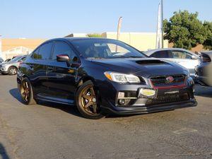 2017 Subaru WRX for Sale in Fresno, CA