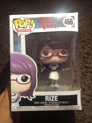 Funko Pop Animation: RIZE Toy Figure for Sale in La Puente, CA