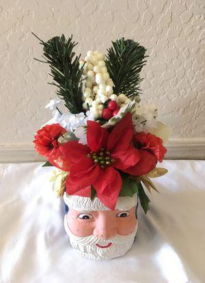 Santa floral arrangement for Sale in Surprise, AZ