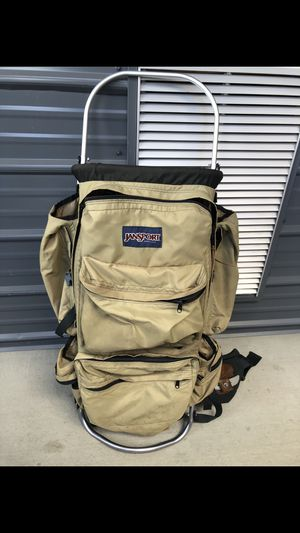 JanSport Camping/Hiking Pack for Sale in Missoula, MT