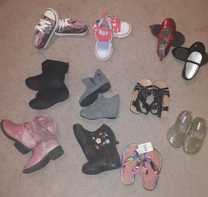 Girls Size 7 Shoes for Sale in Greeneville, TN