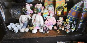 Easter stuffed animals/decorations for Sale in Frostproof, FL