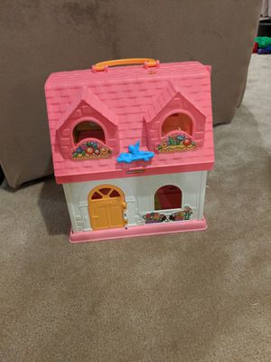 Little people house, bus and store for Sale in Bellevue, WA