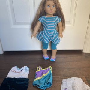 McKenna 2012 American girl doll of the year for Sale in Westminster, CO