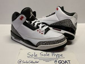 the latest c6ded 99d01 VNDS 2013 NIKE AIR JORDAN RETRO INFRARED 3 III SIZE 10.5 for Sale in  Brooklyn,