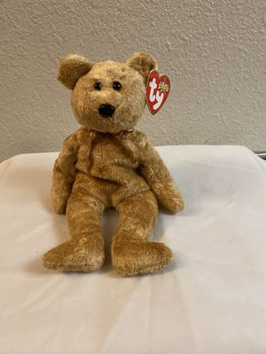 Ty Beanie Baby Cashew Bear for Sale in Sacramento, CA