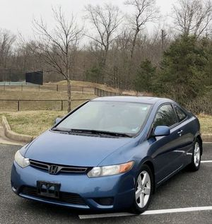2008 Honda Civic Cpe for Sale in Fredericksburg, VA