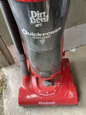Dirt devil vacuum quick path for Sale in Cerritos, CA