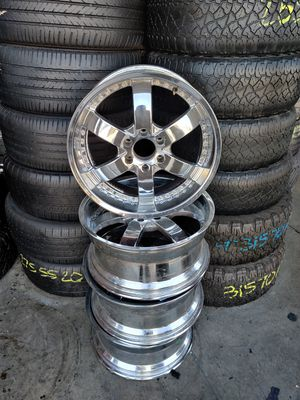 """Set of used 6x135 lug pattern 20"""" rims for Sale in Fullerton, CA"""