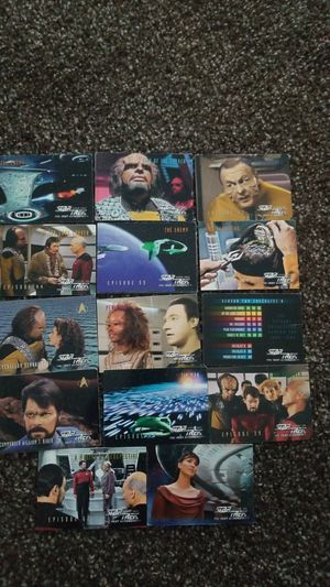 1985 STAR TREK cards for Sale in Campbell, CA