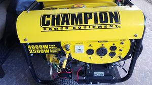 Champion generator for Sale in Winter Haven, FL