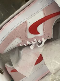 "Air Force 1 - Valentine's Day ""Love letter"" 💌 (new) with Online Receipt for Sale in Dallas,  TX"