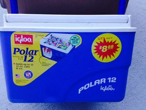 IgLoo Cooler 12-pack for Sale in Washington, DC