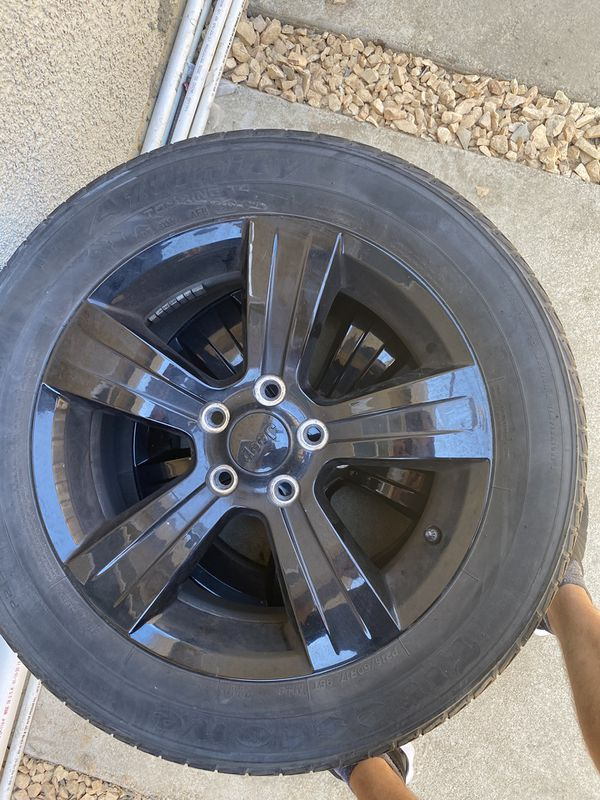 2015 Jeep Patriot Wheels 17 inch $250