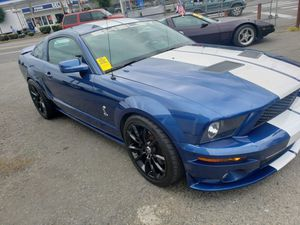 2008 Ford Shelby Gt500 for Sale in Tacoma, WA