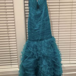Womens Gown Prom Dress Teal Large New for Sale in Auburn, WA