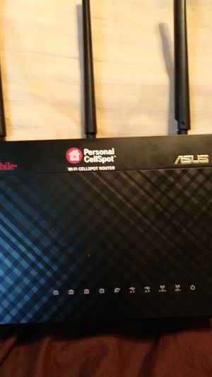 TM-AC1900 ASUS ROUTER for Sale in Albuquerque, NM