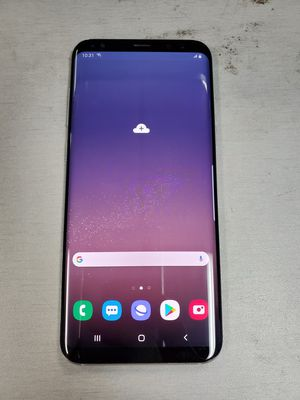 Samsung galaxy s8 plus 64gb - factory unlocked for Sale in Lincoln Acres, CA