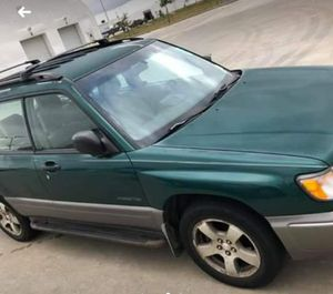 1999 Subaru forester for Sale in Liberty, TX