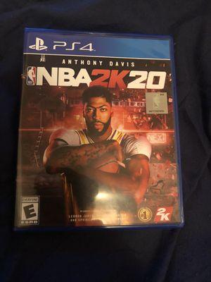NBA 2K20 for Sale in San Francisco, CA