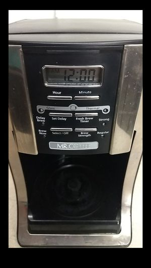 Mr. Coffee(Needs Pot) 12 Cup Automatic Drip Coffee Maker, for Sale in Chula Vista, CA