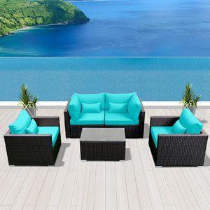 🎤SB1 Outdoor Sunbrella® Furniture sofa set w/Lifetime Warranty 🔊 for Sale in San Diego, CA