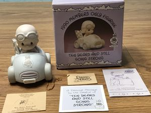 Precious Moments 1990 Ten Years And Still Going Strong with Box for Sale in Marysville, OH