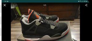Bred Jordan 4 size 9.5 2012 for Sale in Riverside, CA