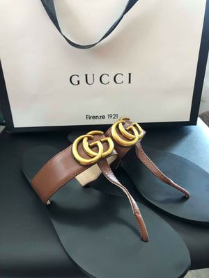 Brand new gucci sandal size 7 8 9 10 11 for Sale in Hollywood, FL