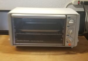 Hamilton Beach 31160 Family Size Toaster Oven/Broi for Sale in Oregon, OH