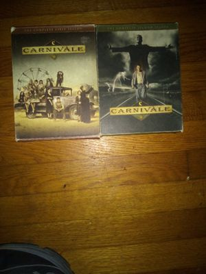 Carnivale Complete Series for Sale in Kingsport, TN