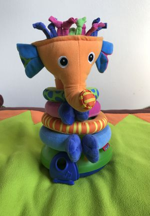 Tiny Love Musical Stack and Ball Game, Orange Elephant for Sale in New York, NY