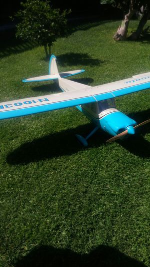 Aeroworks bravata giant rtf rc airplane for Sale in Costa Mesa, CA