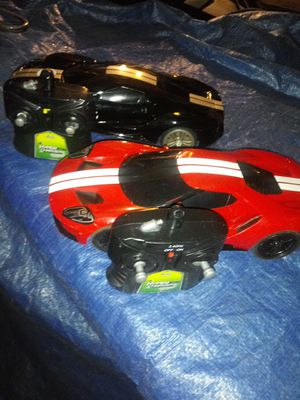 2 USB rechargable remote control cars for Sale in HI, US