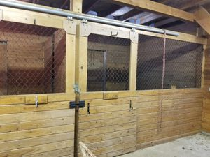 Barn stalls with sliding doors for Sale in Olympia, WA