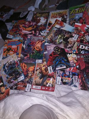 Comic books for Sale in Garland, TX