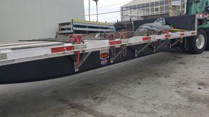2012 drop deck trailer for Sale in Carson, CA