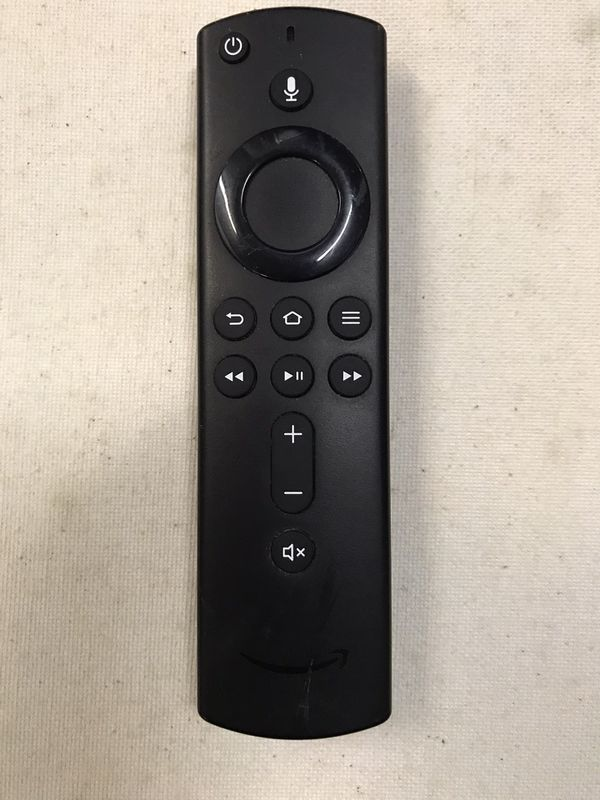 Amazon Alexa Voice Fire Stick Tv Remote