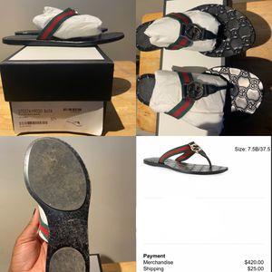 Gucci Sandals for Sale in Trenton, NJ