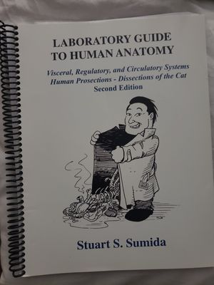 Human Anatomy and Physiology Lab Manual Part 2 for Sale in Fontana, CA