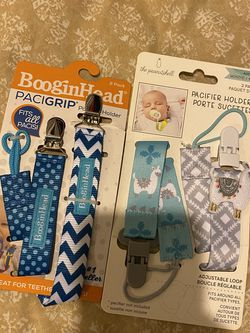 Pacifier Clip Sets - New for Sale in Queens,  NY