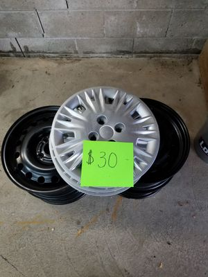 15 inch Tire Rims and Wheel Covers for Sale in Selinsgrove, PA