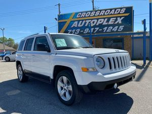 2017 Jeep Patriot for Sale in South Houston, TX